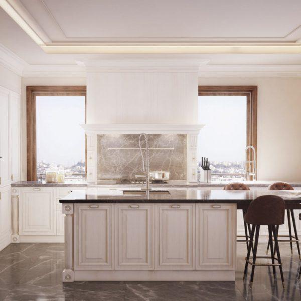 מתחם דירות אחוזת שנלר ירושלים. כלל עבודות הגמר והפנים בבנייני מגורים בהיקף 200 דירות. יזם: ISA עקיבא זוריבין